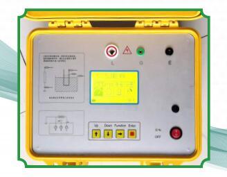 7-5kV 绝缘电阻测试仪